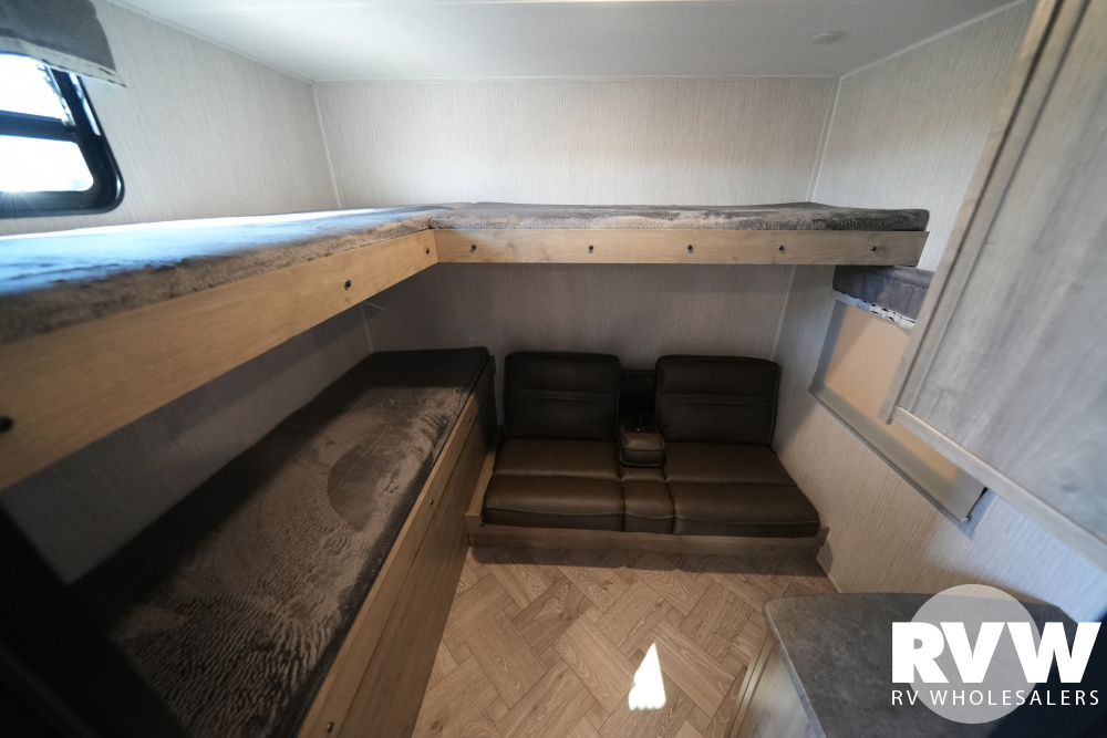 Click here to see the New 2022 Puma 28BHSS Travel Trailer by Palomino at RVWholesalers.com