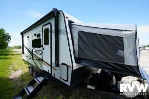2021 Forest River Rockwood Roo 21SS Hybrid Camper: image 1