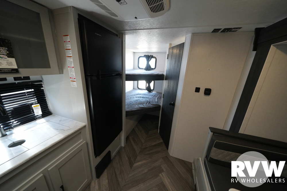 Click here to see the New 2022 Wildwood FSX 178BHSK Travel Trailer by Forest River at RVWholesalers.com