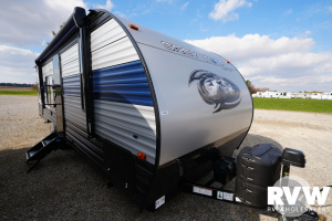 2022 Forest River Grey Wolf Special Edition 26DJSE Travel Trailer: image 1