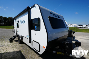 2022 Forest River Ibex 19QBS Travel Trailer: image 1