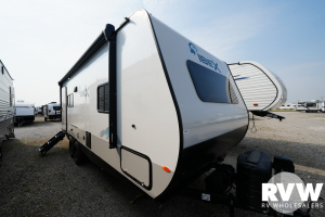 2022 Forest River Ibex 23RLDS Travel Trailer: image 1