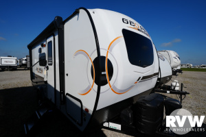2022 Forest River Rockwood Geo Pro G19BH Travel Trailer: image 1
