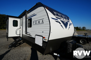 2022 Palomino Puma 32BHKS Travel Trailer: image 1