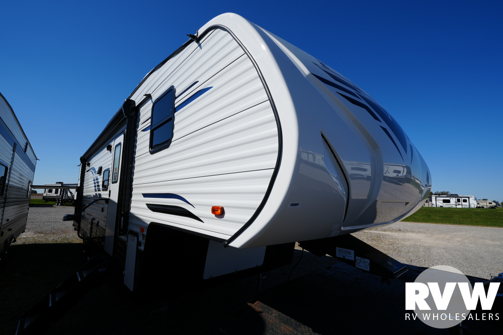 Click here to see the New 2022 Puma 295BHSS Fifth Wheel by Palomino at RVWholesalers.com
