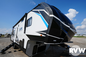 2022 Forest River XLR Boost 32RZR14 Toy Hauler Fifth Wheel: image 1