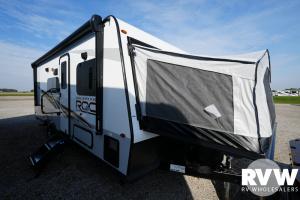 2022 Forest River Rockwood Roo 233S Hybrid Camper: image 1