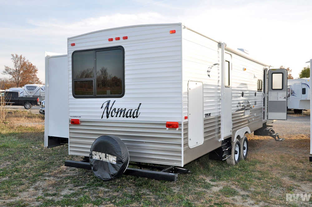 Nomad Joey Travel Trailer For Sale