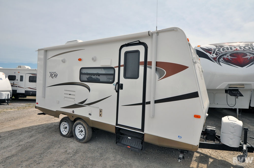 2012 Forest River Rockwood Roo 21SS Travel Trailer   The ...