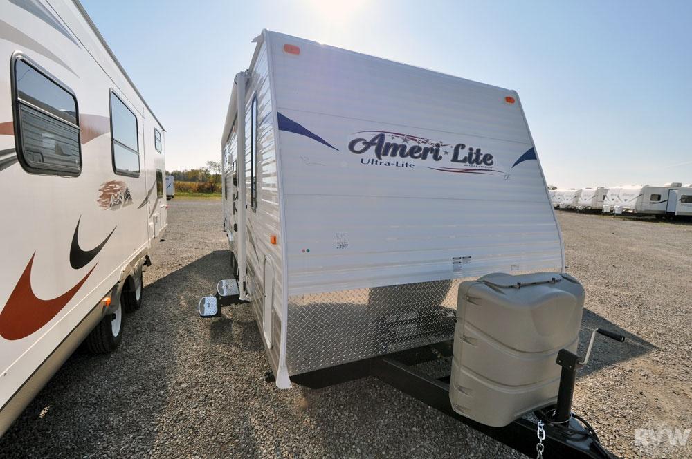 2012 Gulf Stream Amerilite 255bh Travel Trailer The Real
