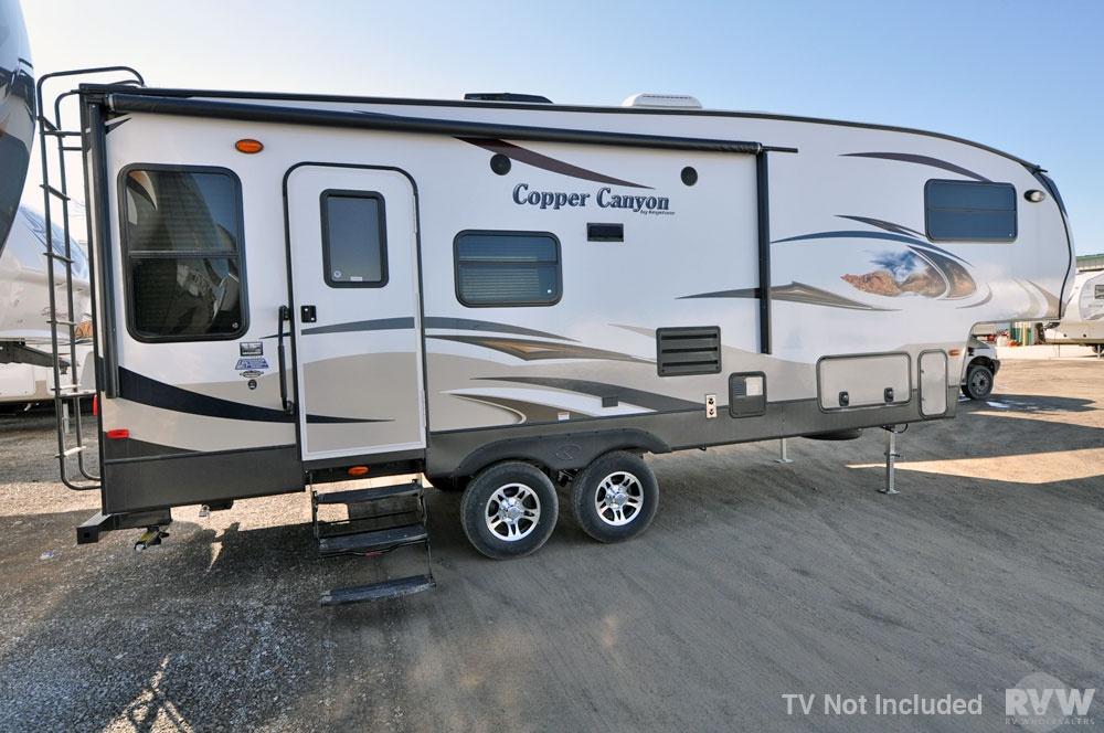 Wonderful 2012 Keystone RV Sprinter Copper Canyon 252FWRLS Fifth