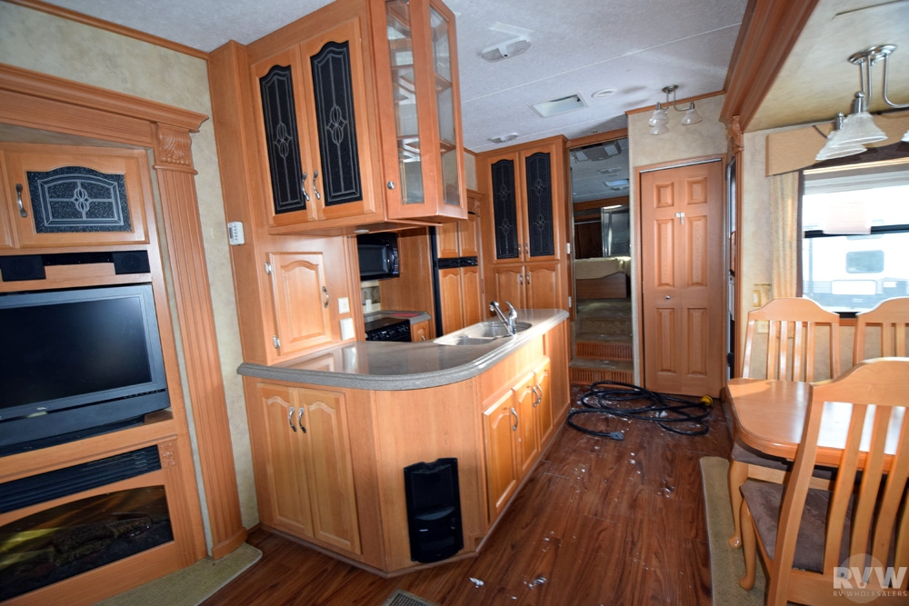2007 Keystone Rv Montana Big Sky 340rlq Fifth Wheel The