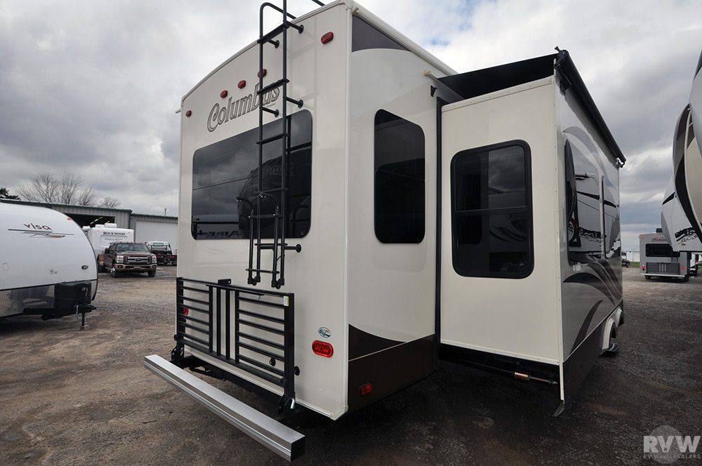 2014 Palomino Columbus 320rs Fifth Wheel The Real