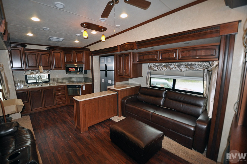 2014 Palomino Columbus 340rk Fifth Wheel The Real Rvwholesalers 002866