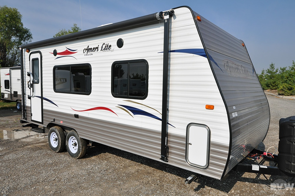 2014 Gulf Stream Amerilite 21mb Travel Trailer The Real
