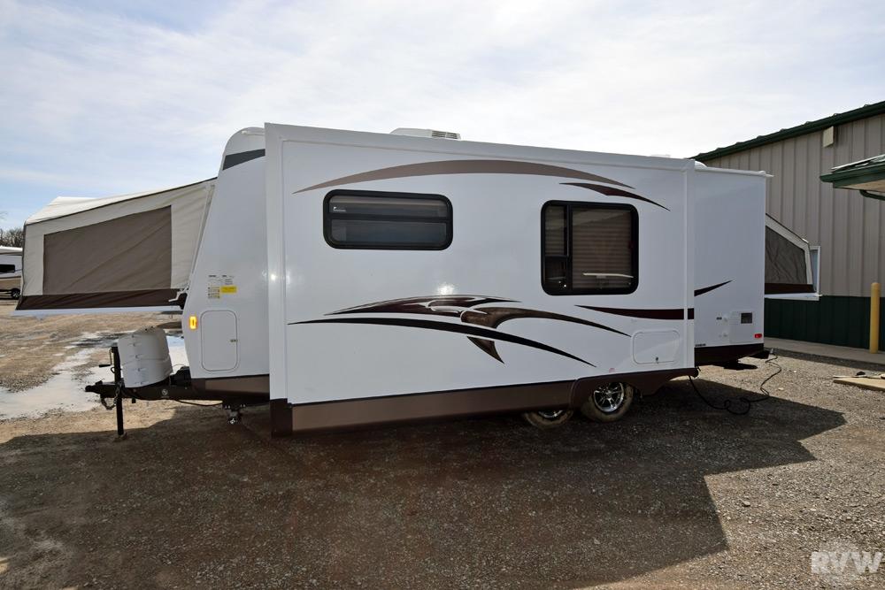 2014 Forest River Rockwood Roo 23IKSS Hybrid Camper | The ...