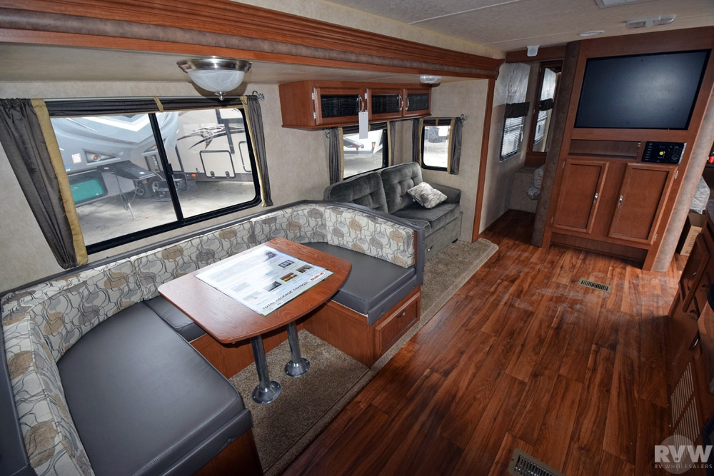 2015 Forest River Wildwood 26tbss Travel Trailer The