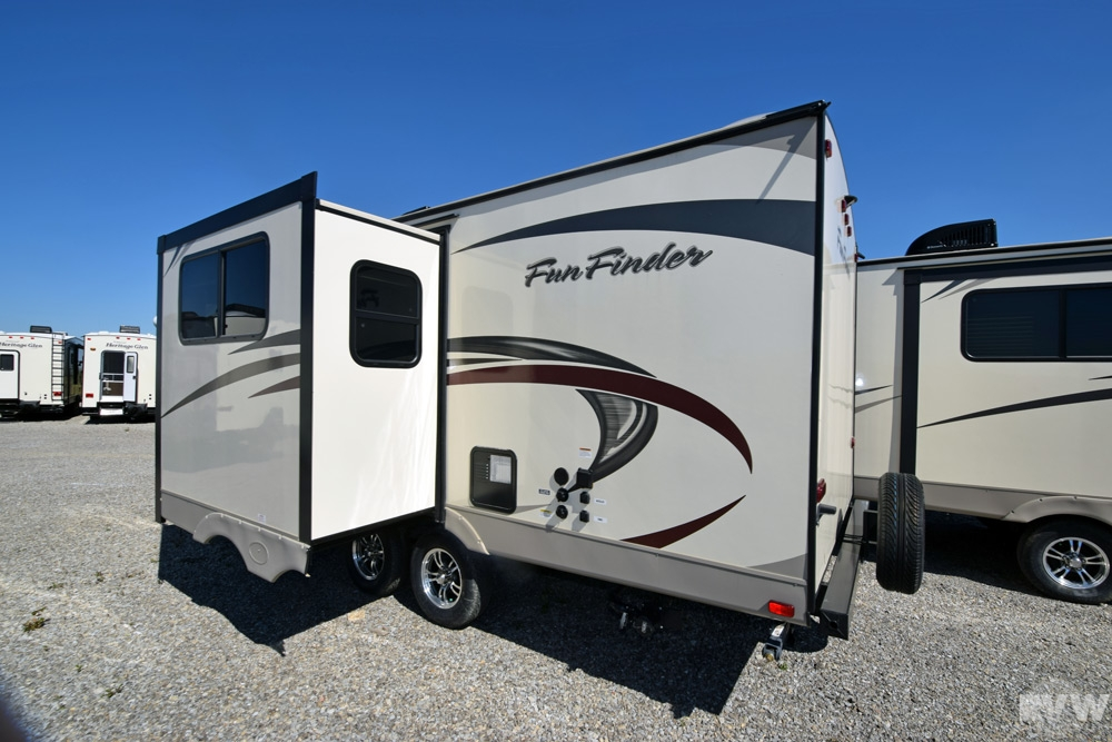 2016 Cruiser RV Fun Fi...F 215wsk