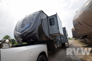 2016 Road Warrior 420 by Heartland RV