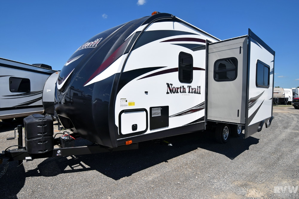 2016 Heartland Rv North Trail 24bhs Travel Trailer The