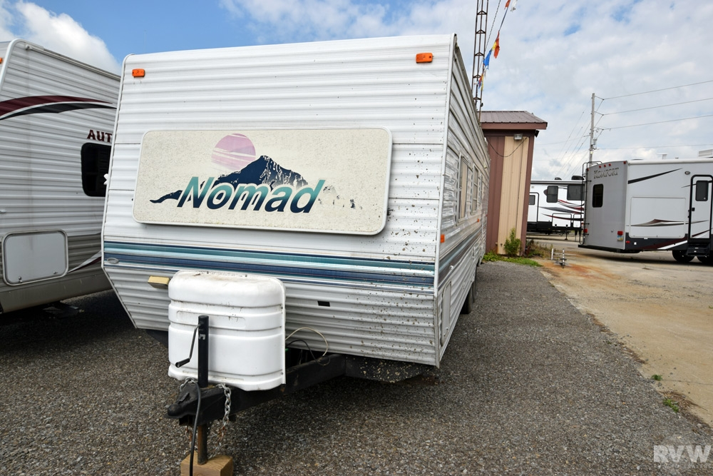 Nomad Travel Trailer Specs
