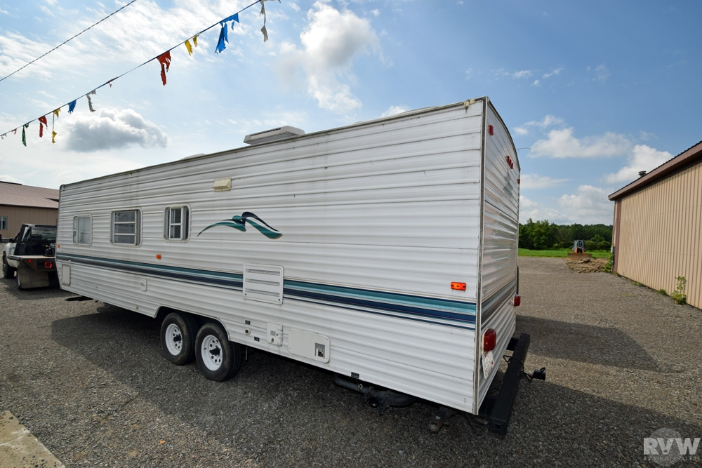 2000 Nomad Skyline 3010 Travel Trailer The Real