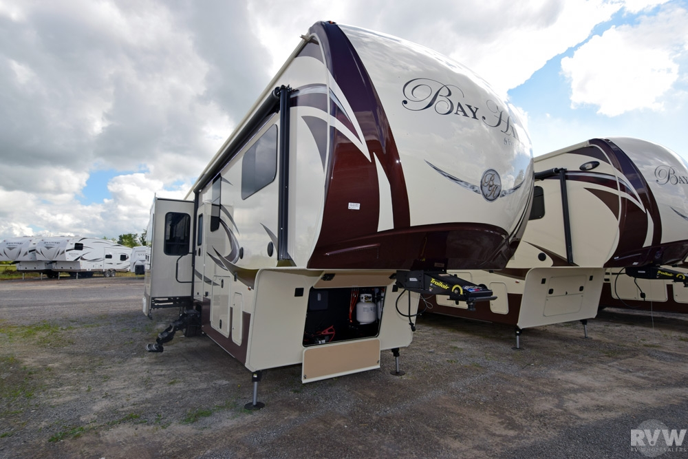 2016 Evergreen Rv Bay Hill 375re Fifth Wheel The Real