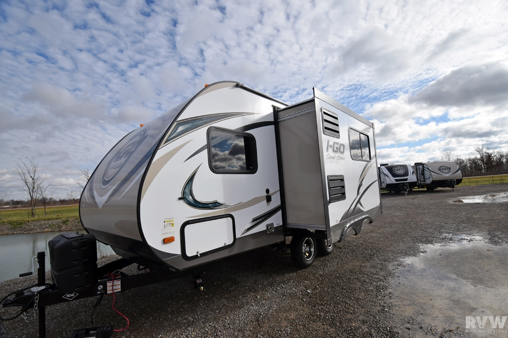 2016 Evergreen Rv I Go Cloud 189fds Travel Trailer The