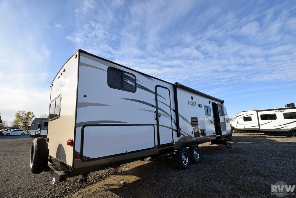 Cool 2017 Rockwood Roo 21SS Hybrid Camper By Forest River VIN  145697 At