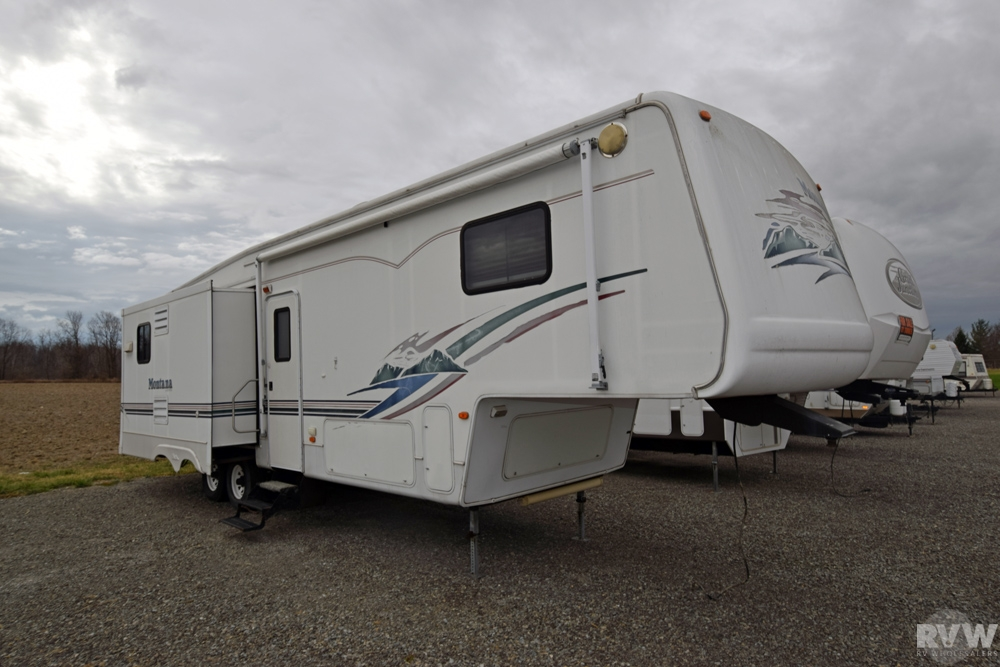 2001 Keystone Rv Montana 3295rk Fifth Wheel The Real