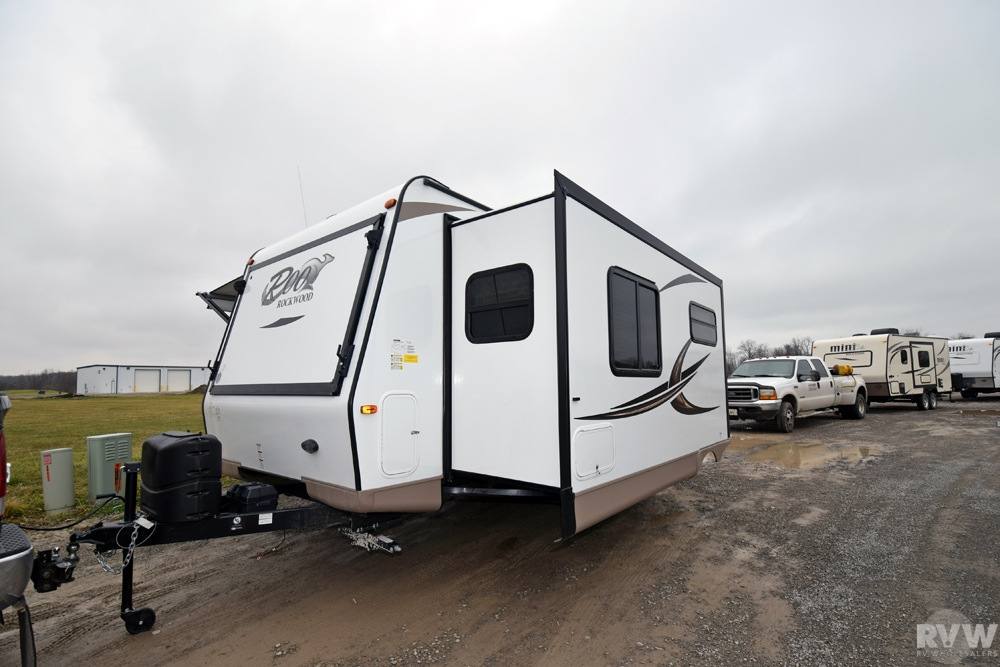 2016 Forest River Rockwood Roo 23IKSS Hybrid Camper | The ...
