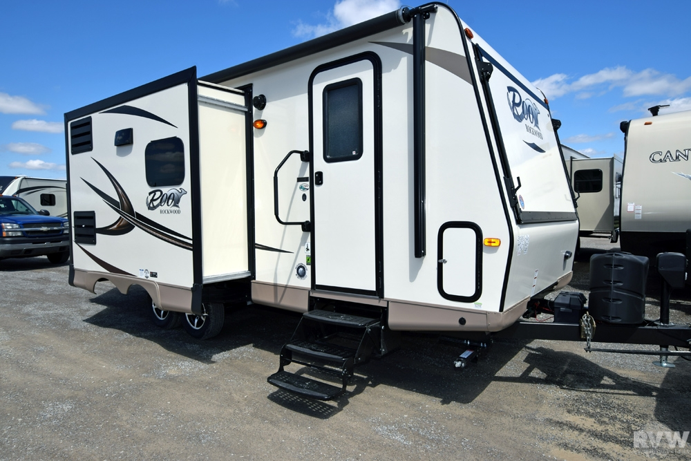2017 Forest River Rockwood Roo 23IKSS Hybrid Camper | The ...