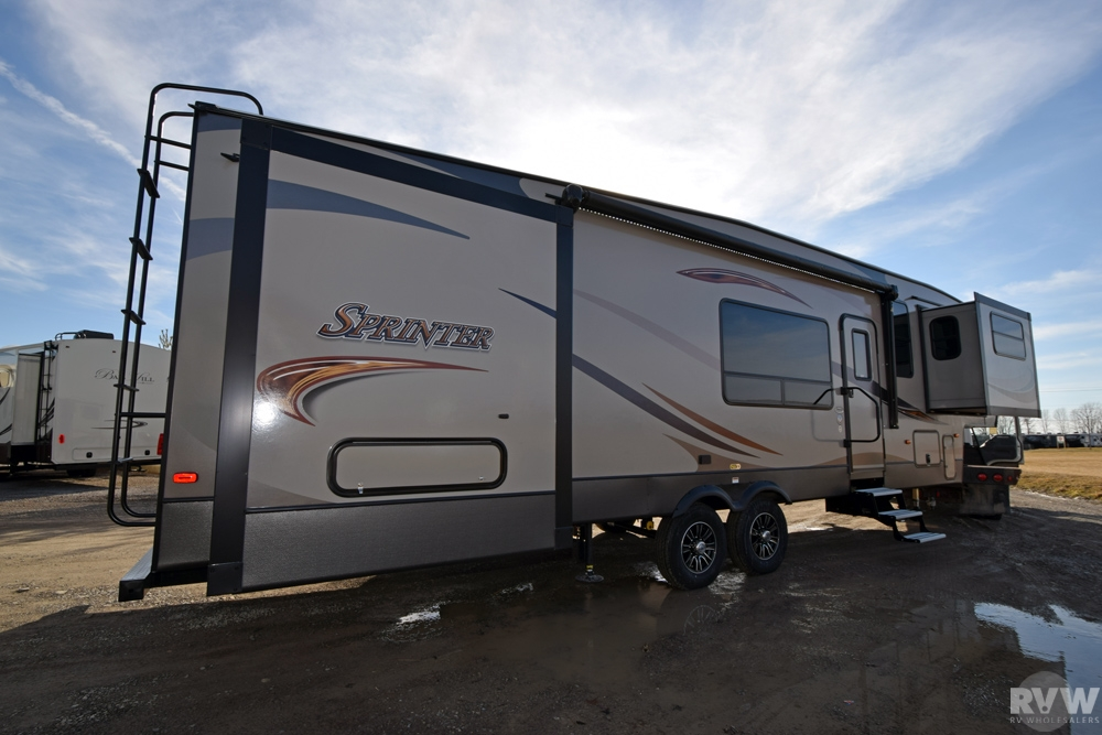 2016 Keystone RV Sprinter 334FWFLS Fifth Wheel