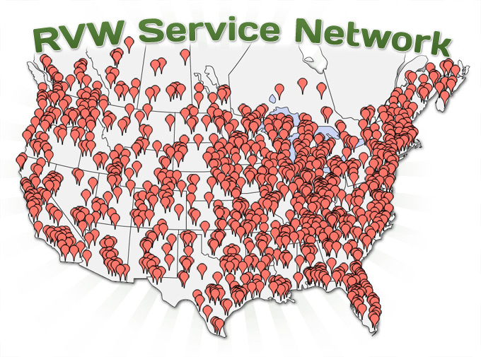 Nationwide Service Network