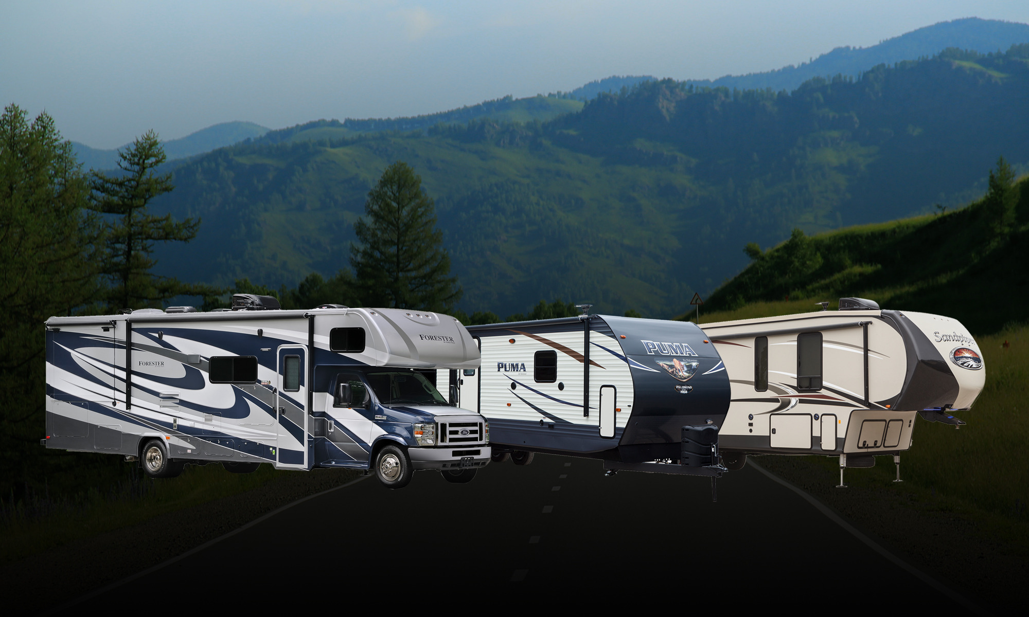 RV Trailer and Product News