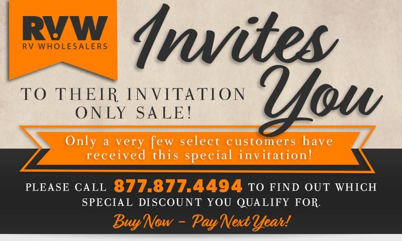 Fall Invitation Specials