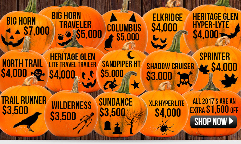 Halloween Clearance Specials