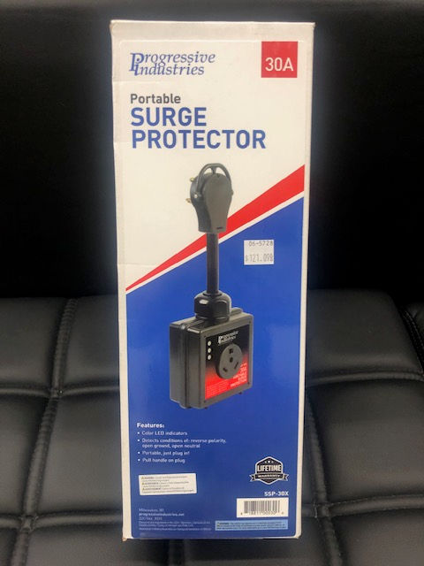 30 Amp Surge Protector
